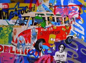 108 streetart StreetArt wolfgang loesche