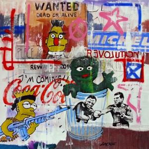 116 streetart StreetArt wolfgang loesche