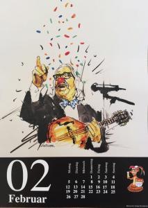 August-2017 02 Hans-Sueper Kalender-2018 02 Wolfgang Loesche