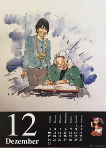 August-2017 12 Hans-Sueper Kalender-2018 12 Wolfgang Loesche